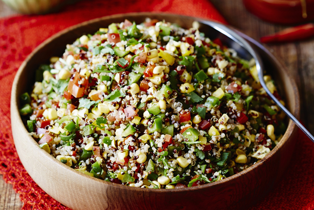 Mexican Quinoa Salad Recipe - Kraft Canada