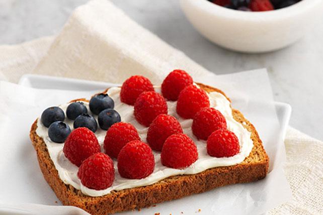 Patriotic Toast Image 1