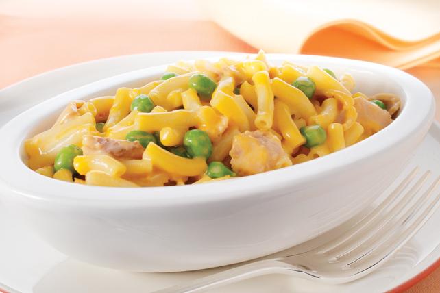 Macaroni au thon tout-en-un Image 1