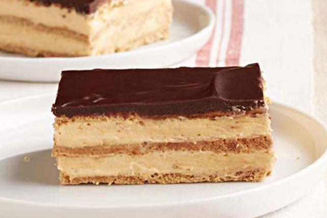 « Gâteau » éclair à la citrouille Image 1