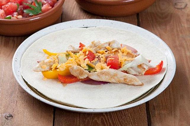 Homestyle Chicken Fajitas Image 1