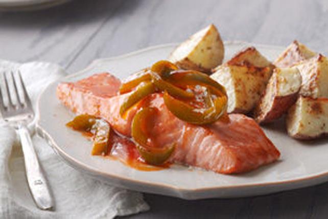 Saumon à la vinaigrette CATALINA Image 1