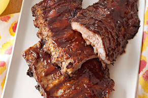 Oven-Baked BBQ Ribs