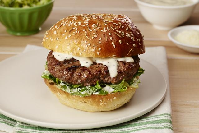 Easy Caesar Burger Image 1