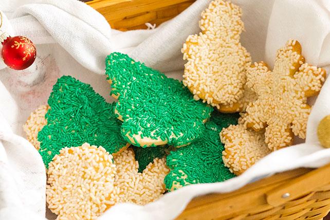 Christmas Cinnamon Sugar Cookies Image 1