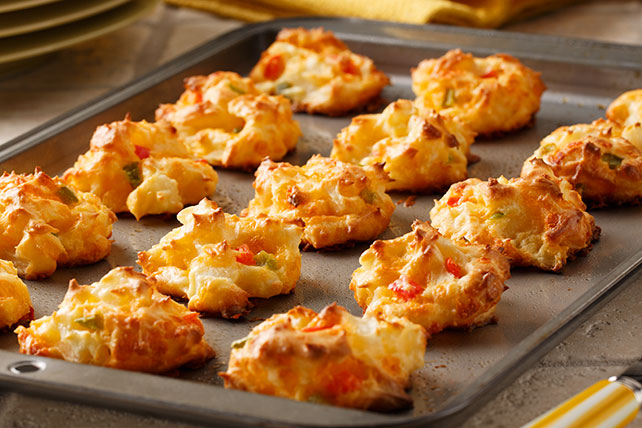 Cheesy Potato Puffs Image 1