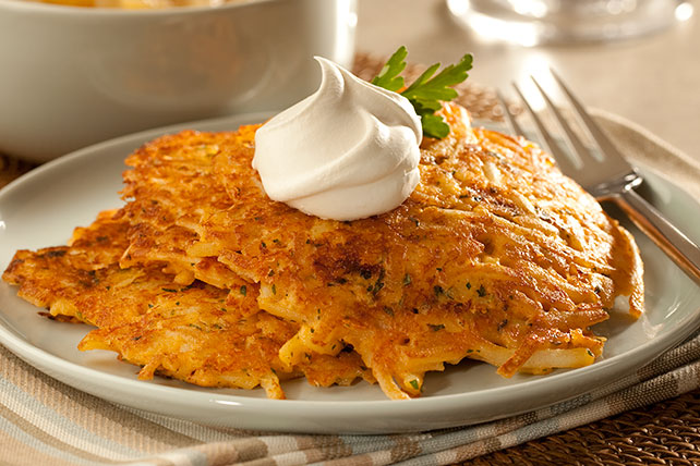 Gourmet Potato Patties