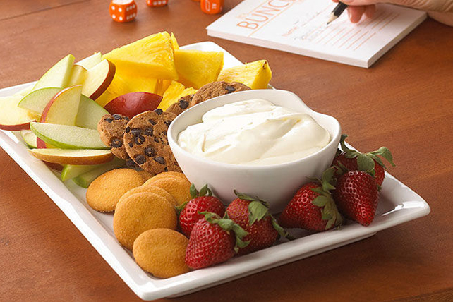PHILADELPHIA Dessert Dip Image 1