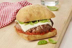 Hamburgers à l'italienne