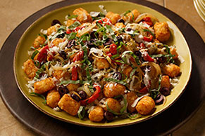 Bruschetta Totchos Recipe