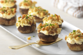 Easy PHILADELPHIA Stuffed Mushrooms