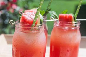 Easy Watermelon Lemonade
