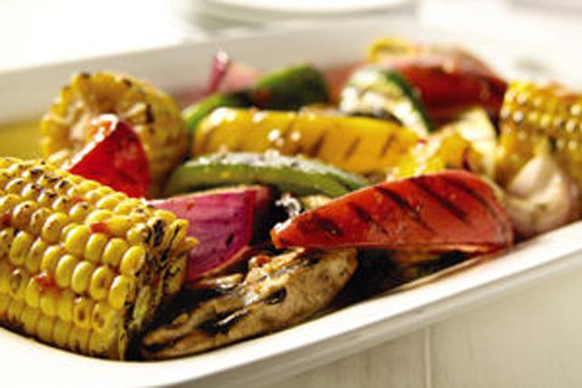 Légumes grillés à la toscane Image 1