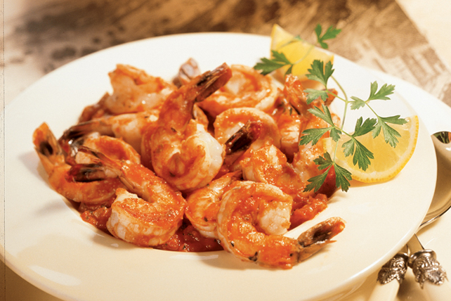 Garlic Shrimp Image 1