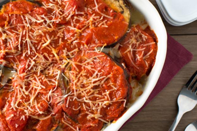 Casserole étagée d'aubergine Image 1