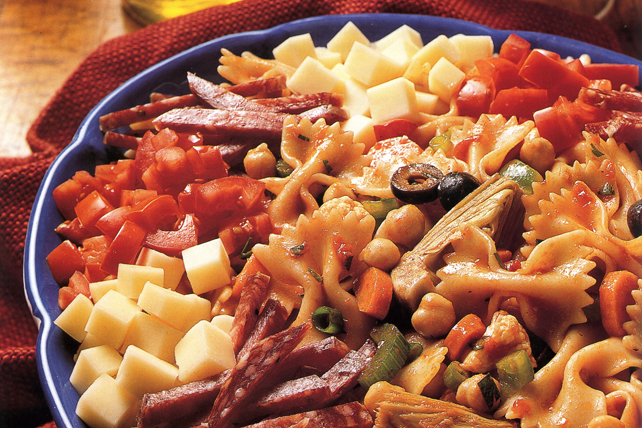 Antipasto Salad Amalfi Image 1