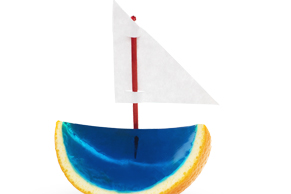 JELL-O Sailboats