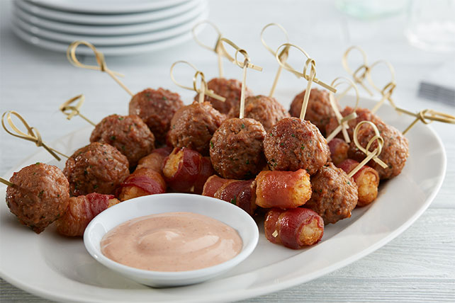 Meatball-Tater Bites Image 1