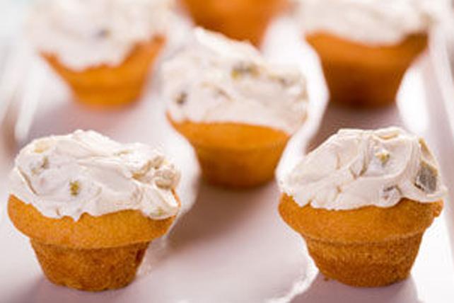 Mini-muffins au maïs au fromage à la crème Jalapeno Image 1