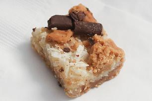 Birthday Cake NoBake Cheesecake Bars Recipe Kraft Canada