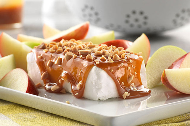 Caramel Apple-Cream Cheese Spread