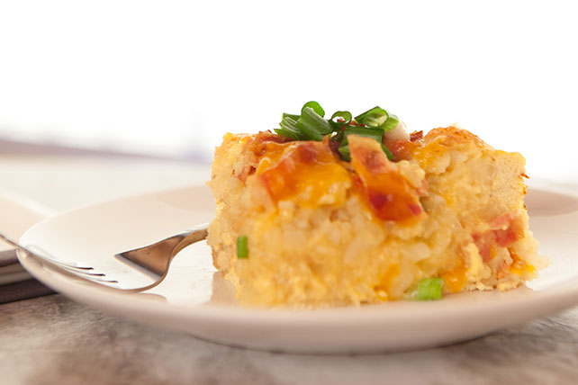 TATER TOTS®, Bacon & Egg Casserole