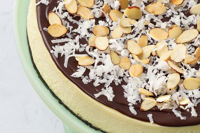Gâteau au fromage et à la noix de coco Image 1
