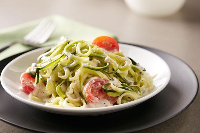 """CLASSICO Zucchini """"Zoodle"""" Alfredo Image 1"""