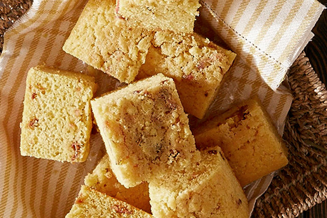 Sweet Bacon Corn Bread Image 1