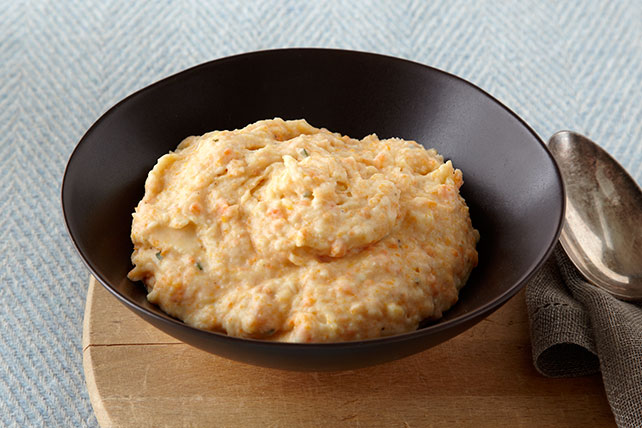 Potato, Carrot & Cauliflower Mash Image 1