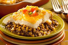 Fiesta-Style Shepherd's Pie