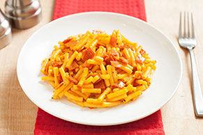 Macaroni façon pizza au pepperoni Image 1