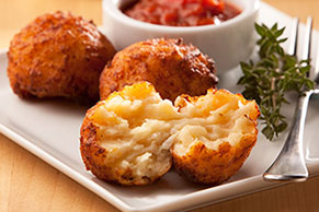 Crispy Potato Bites