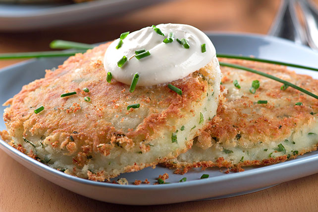 Buttermilk Potato Cakes