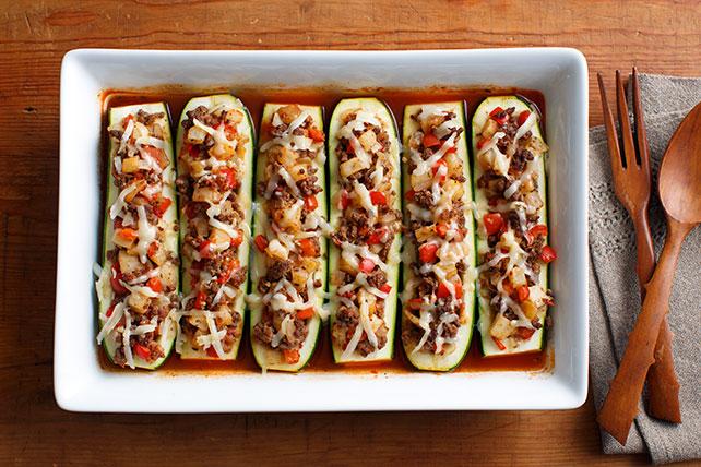 ORE-IDA Baked Stuffed Zucchini Image 1