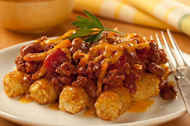 Easy Taco TATER TOTS Image 1