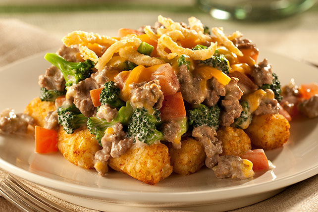 Beef Casserole - Kraft Recipes