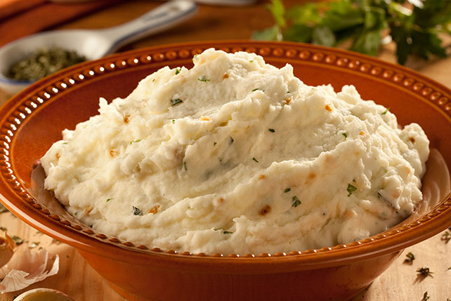 Herbed Mashed Potatoes Image 1
