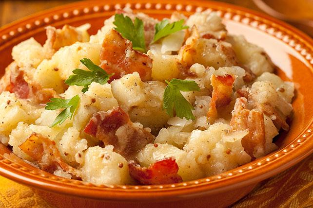 Hearty German-Style Potato Salad Image 1