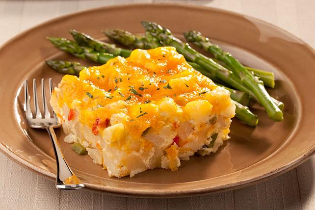 Southwestern-Style Egg Casserole Image 1