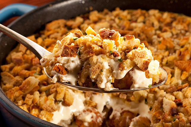 Cheesy TATER TOTS® Casserole Image 1