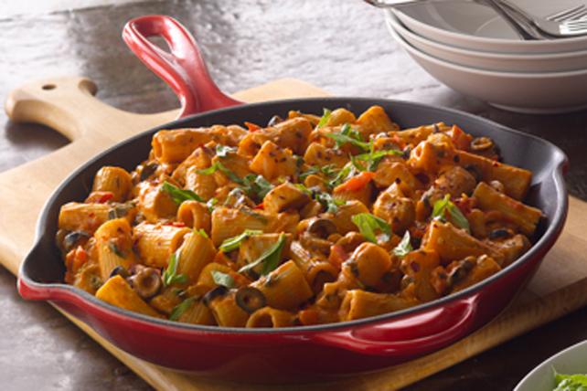 Rigatoni au poulet Image 1