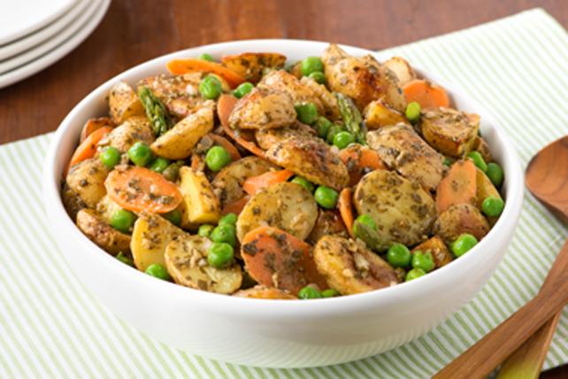 Salade de pommes de terre au pesto Image 1