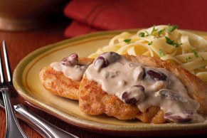 Chicken Piccata with White Wine Sauce