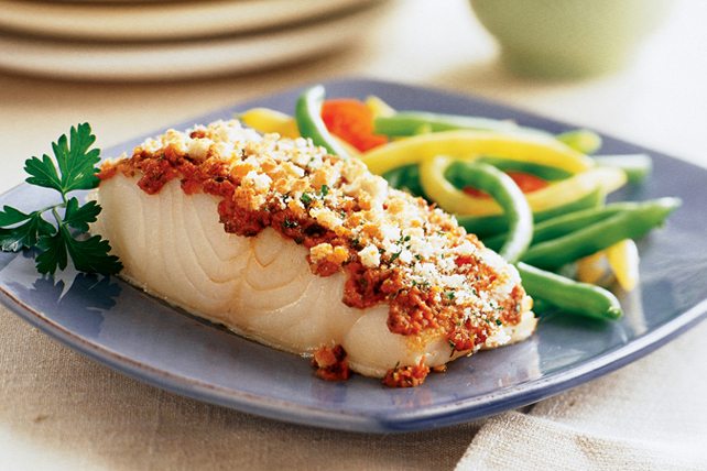 Oven-Baked Fish Fillets Image 1