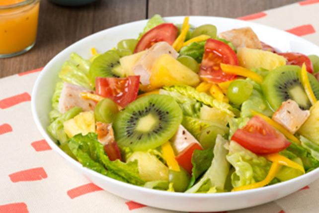 Salade arc-en-ciel Image 1