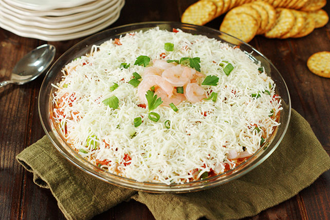 Shrimp 7-Layer Dip Image 1
