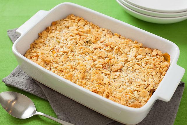 Favourite Cheesy Veggie Casserole Image 1