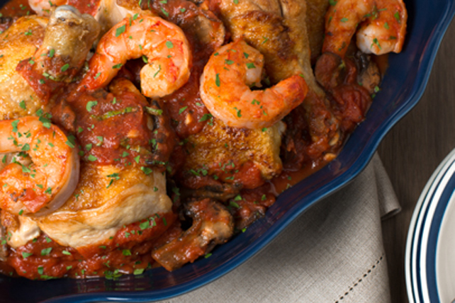 Chicken Marengo Image 1