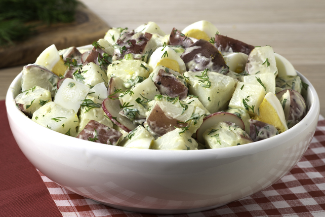 Creole and Dill Potato Salad Image 1